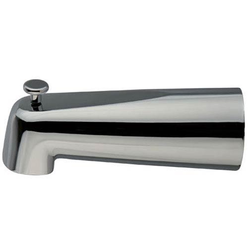 Elements of Design Chrome 7-Inch Zinc Diverter Spout
