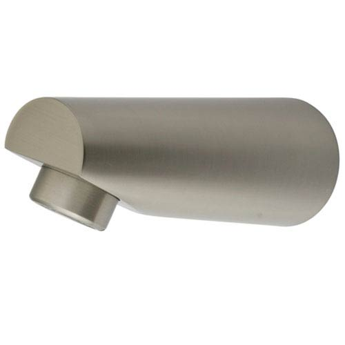 Elements of Design Accents Satin Nickel 5-7/8-Inch Tub Spout