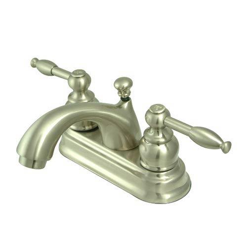 Elements Of Design St Regis Satin Nickel Bathroom Faucet With