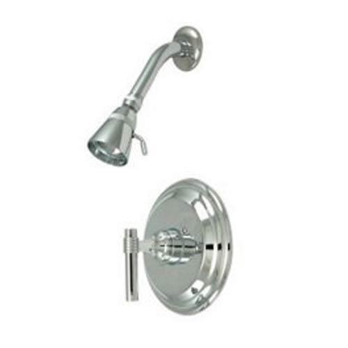 Milano Chrome Pressure Balanced Shower Faucet