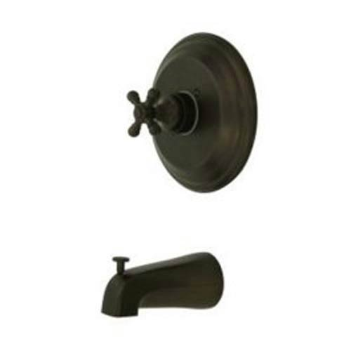 New York Oil Rubbed Bronze Pressure Balanced Tub Faucet