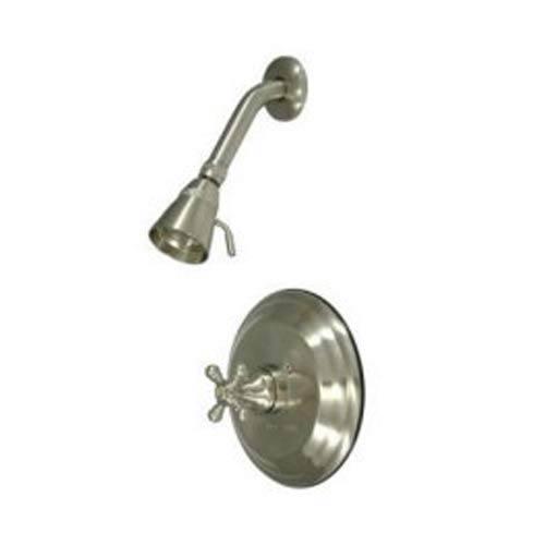 New York Satin Nickel Pressure Balanced Shower Faucet