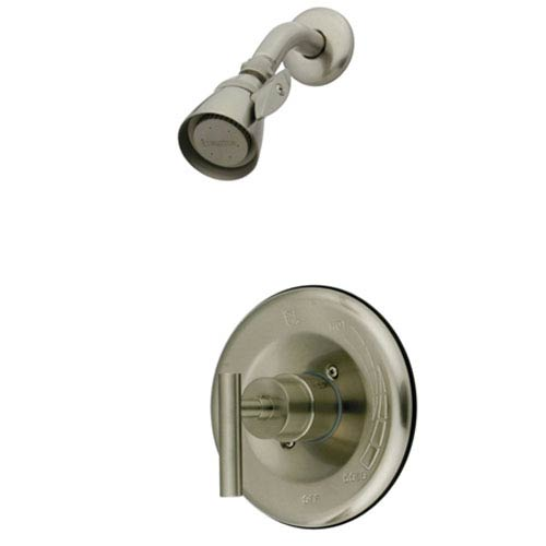 Elements of Design Sydney Satin Nickel Tub and Shower Faucet (Shower Only)