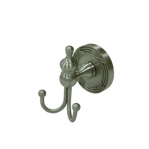 Elements of Design Templeton Satin Nickel Robe Hook