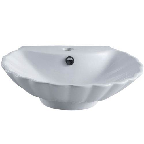 Oceana White Wash Basin