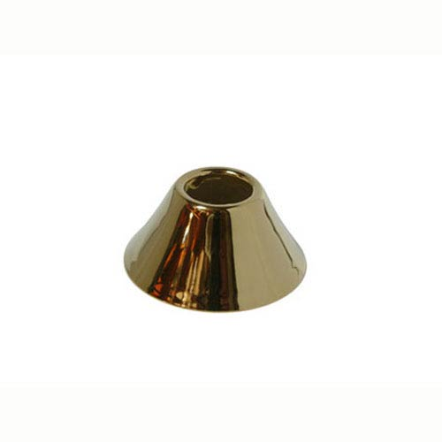 Elements of Design Made to Match Polished Brass 1/2-Inch IPS Bell Flange
