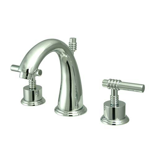 Milano Chrome Bathroom Faucet