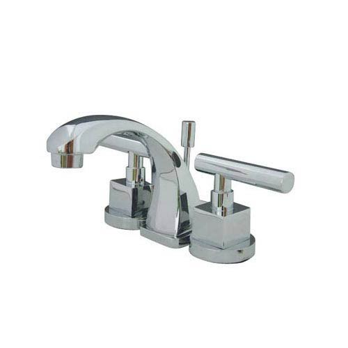 Manhattan Chrome Mini Bathroom Faucet