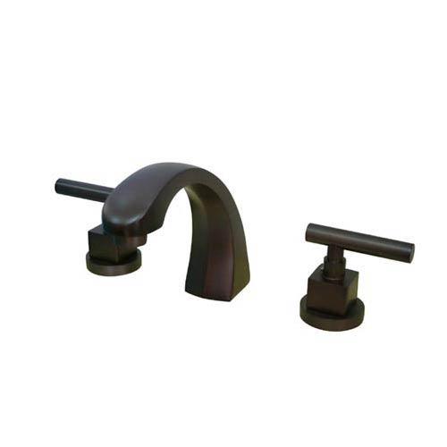 Manhattan Oil Rubbed Bronze Bathroom Faucet
