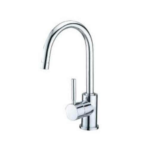 NuVo Chrome Single Lever Handle Vessel Sink Faucet