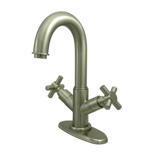 NuVo Satin Nickel Bathroom Faucet