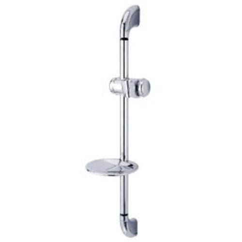 Chrome Slide Bar Shower Kit