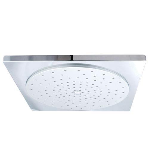 Showershapes Chrome 12-Inch Square Shower Head