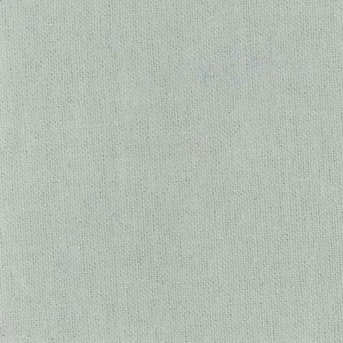 Trend Lab Light Gray Flannel Crib Sheet