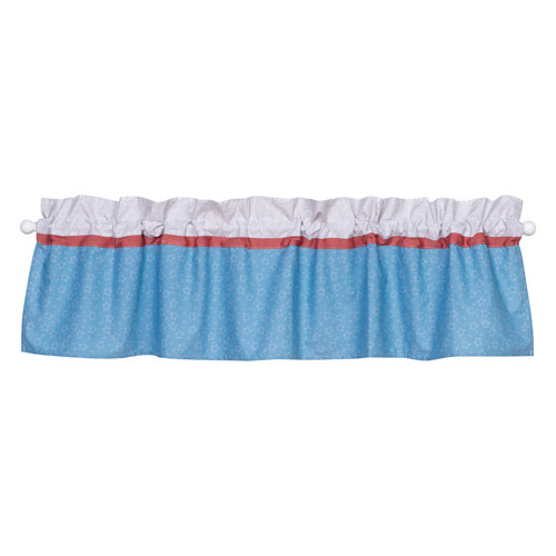 Superheroes Window Valance