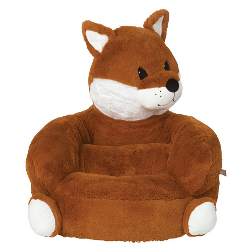 Trend Lab Childrens Plush Fox Character Chair