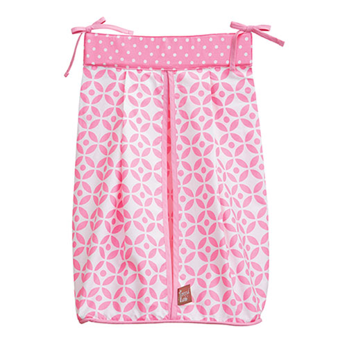 Trend Lab Lily Diaper Stacker