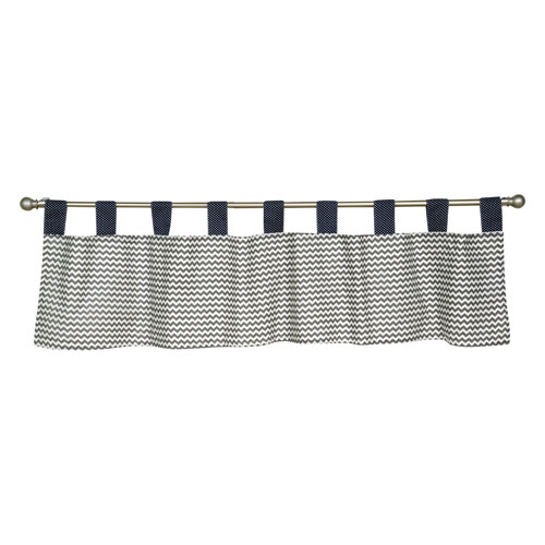 Perfectly Preppy Window Valance