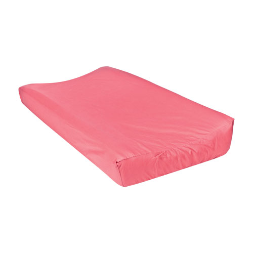 Waverly Pom Pom Play Coral Changing Pad Cover