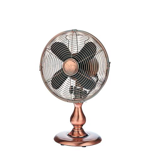 Copper 11-Inch Table Fan