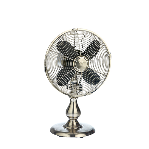 Stainless 11-Inch Table Fan