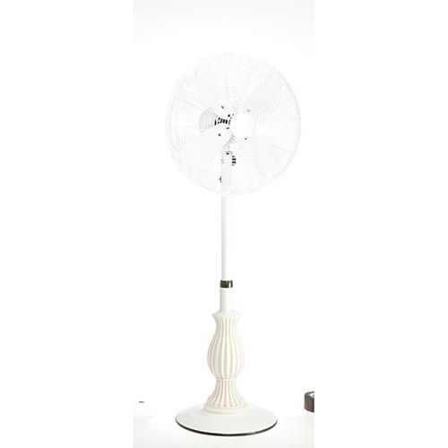 Deco Breeze Charlotte Brown Floor Fan With Adjustable Height Dbf7299