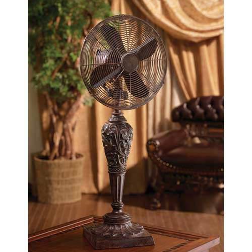 Cantalonia Twelve-Inch Table Fan