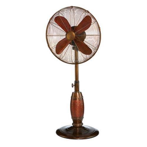 Coppertino Burnt Copper   18-Inch Outdoor Fan