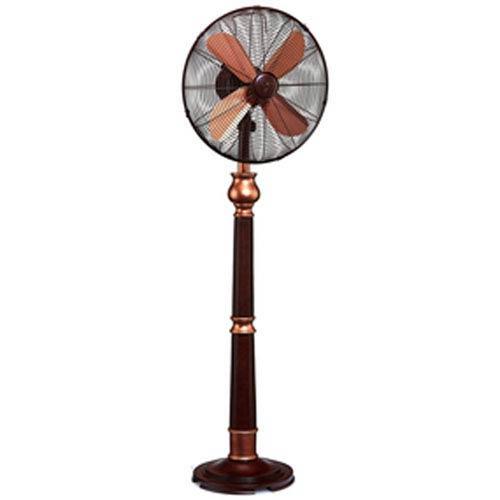 Deco Breeze Bently Brown Floor Fan