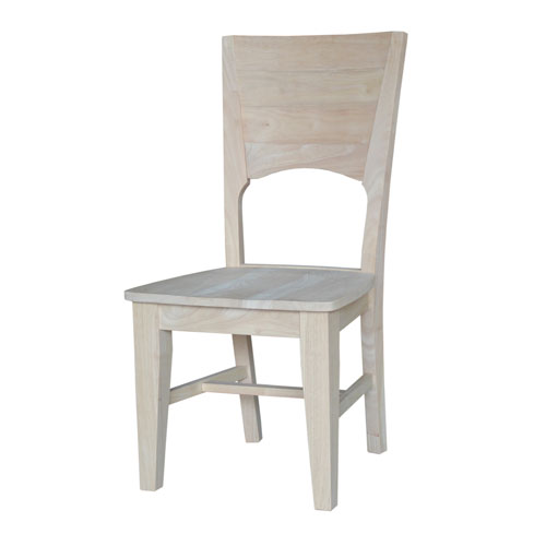 Unfinished Canyon Full Chair, Set of 2