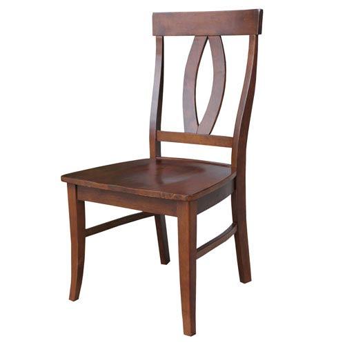 Espresso Cosmo Verona Chair, Set of Two