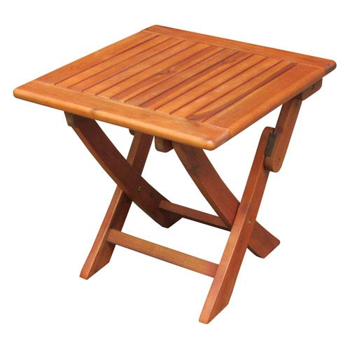 Adirondack Oiled Stained Sidetable