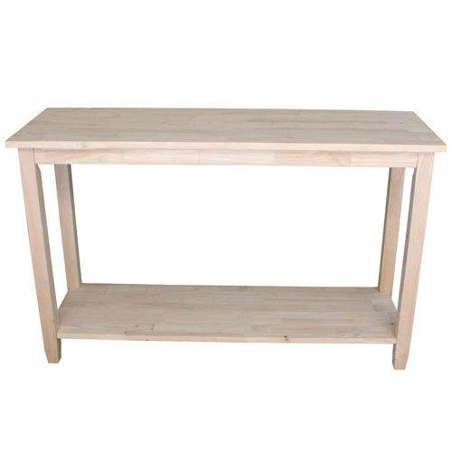 International Concepts Solano Sofa Table