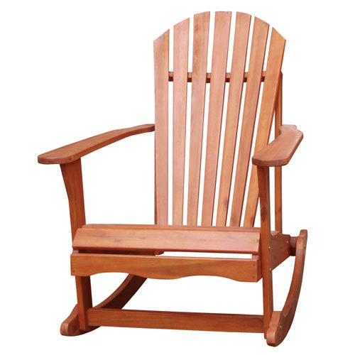 Adirondack Oiled Stained Rocker