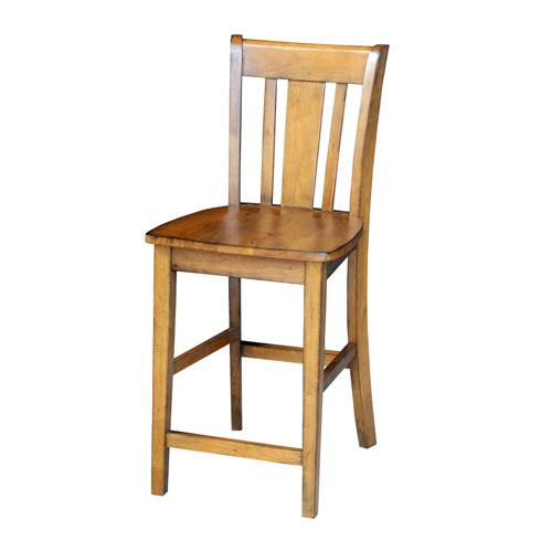 San Remo Counterheight Stool - 24-inch Seat Height