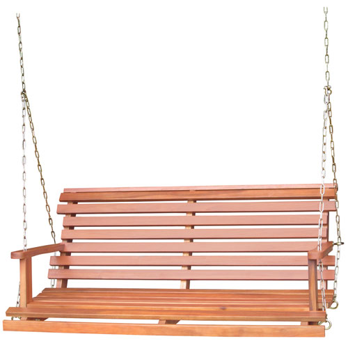 Swing Oiled Stained with Chain