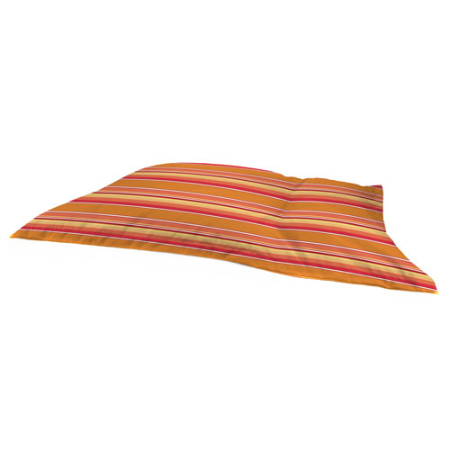Sunbrella Orange 69-Inch Pool Float