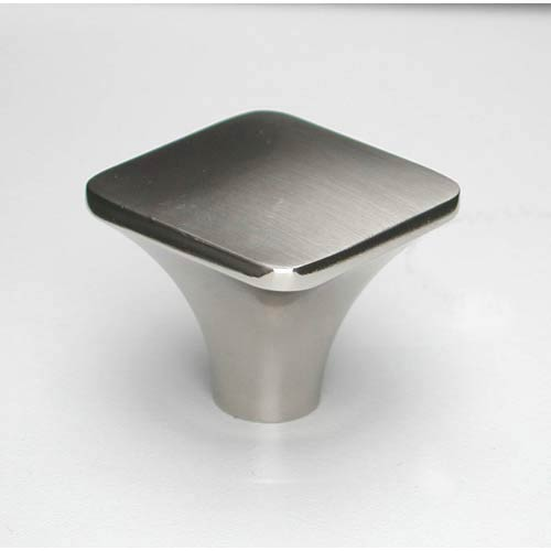 Hi Line Dull Nickel Knob