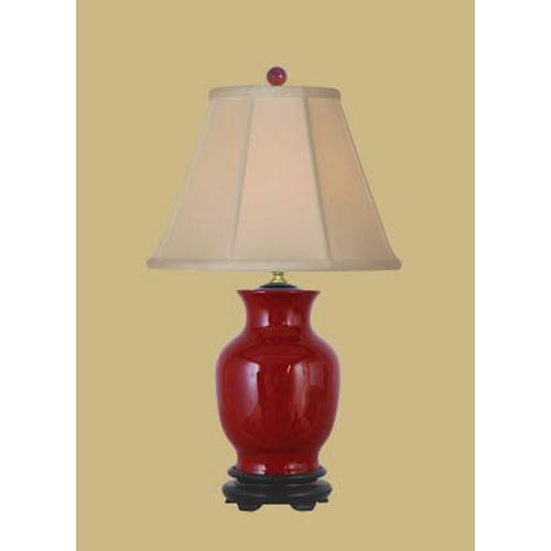 Red Table Lamps On Sale Glass Ceramic Hand Painted More From