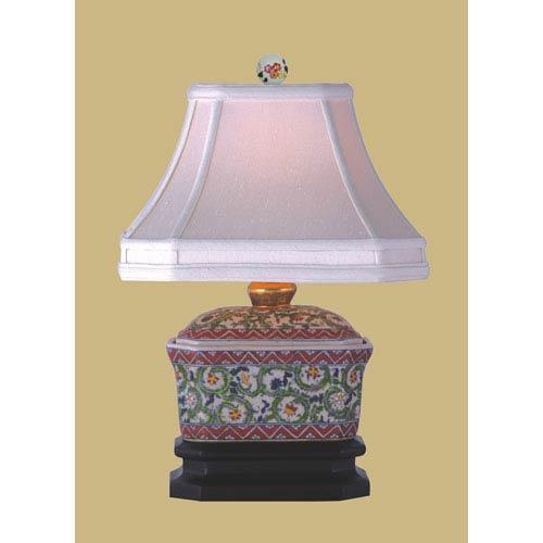 East Enterprise Porcelain Box Lamp