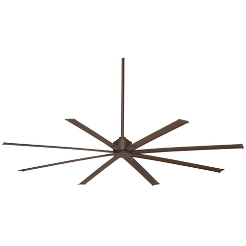 XTREME H20 Oil Rubbed Bronze 84-Inch Slipstream Wet Location Ceiling Fan