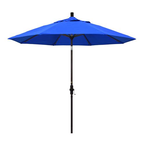 9 Foot Umbrella Aluminum Market Collar Tilt
