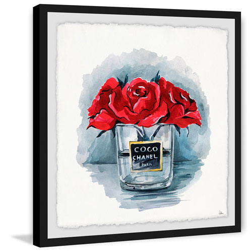 Marmont Hill Lusciousness 12 x 12 In. Framed Painting Print