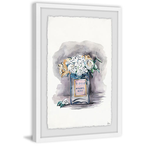 Marmont Hill Ones Beauty 12 x 8 In. Framed Painting Print