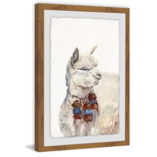 Marmont Hill Wink 36 x 24 In. Framed Painting Print