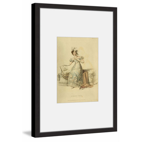Marmont Hill Surprised II 30 x 20 In. Framed Painting Print