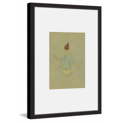 Marmont Hill Places to Be 30 x 20 In. Framed Painting Print