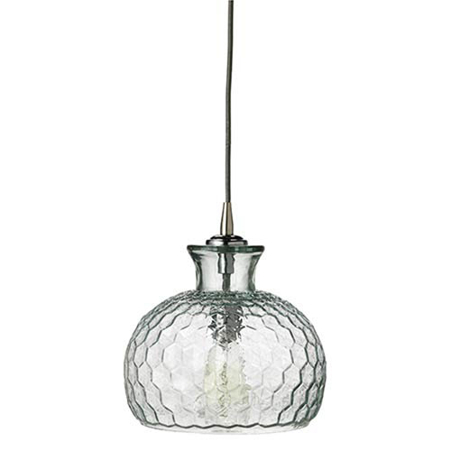 Mod Clear One-Light Mini Pendant