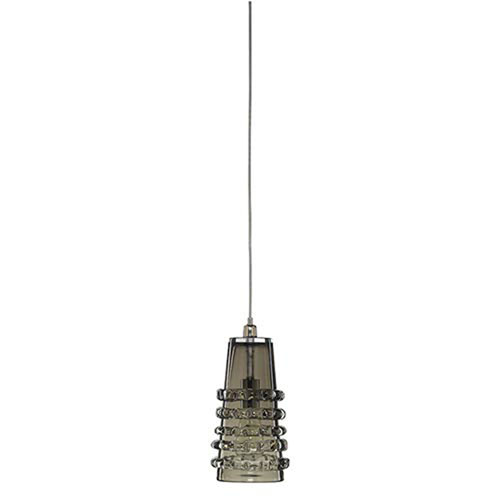 Harcourt Taupe 13-Inch One-Light Mini Pendant
