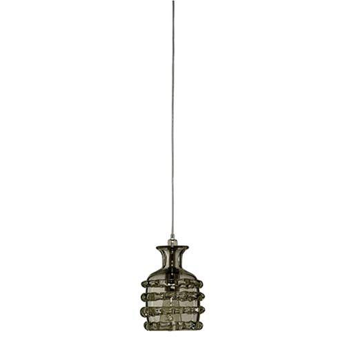 Harcourt Taupe 10-Inch One-Light Mini Pendant